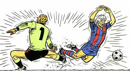 Τάκλινγκ στους «αφεντάδες» του ποδόσφαιρου…