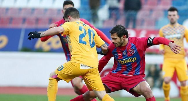 Πανιώνιος-Αστέρας Τρίπολης 0-0