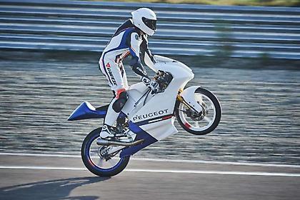 Η Peugeot επιστρέφει στο Moto GP