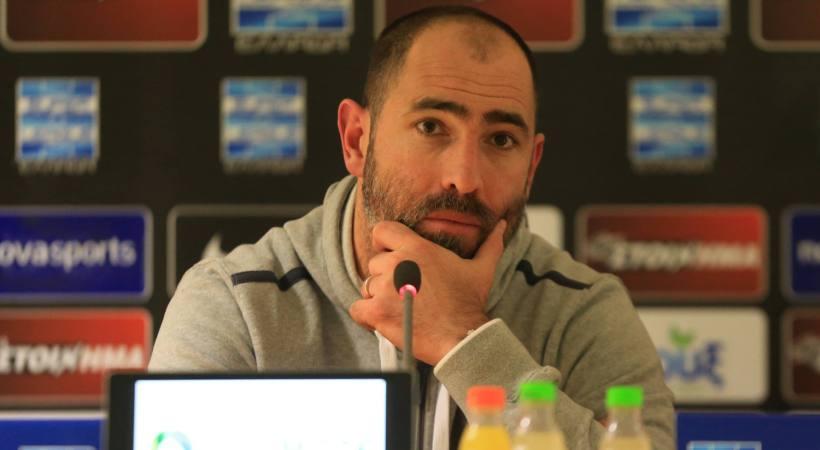Τούντορ: «Στο β' ημίχρονο υπήρχε μόνον ο ΠΑΟΚ στο γήπεδο»