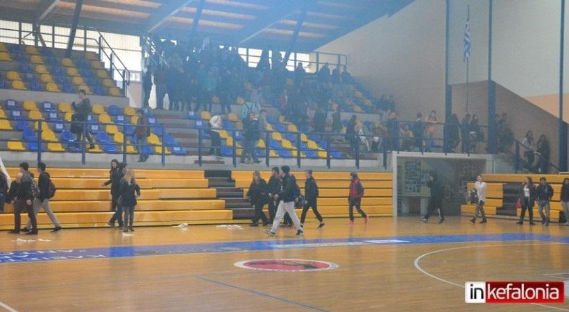 Άγριο ξύλο σε αγώνα σχολικού πρωταθλήματος στην Κεφαλλονιά
