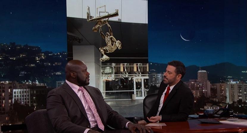Ο Σακίλ θα αποκτήσει άγαλμα έξω από το Staples Center (video)