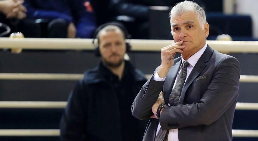 Μαρκόπουλος: «Ο Άρης μπήκε στο ματς όταν φορτωθήκαμε με φάουλ»