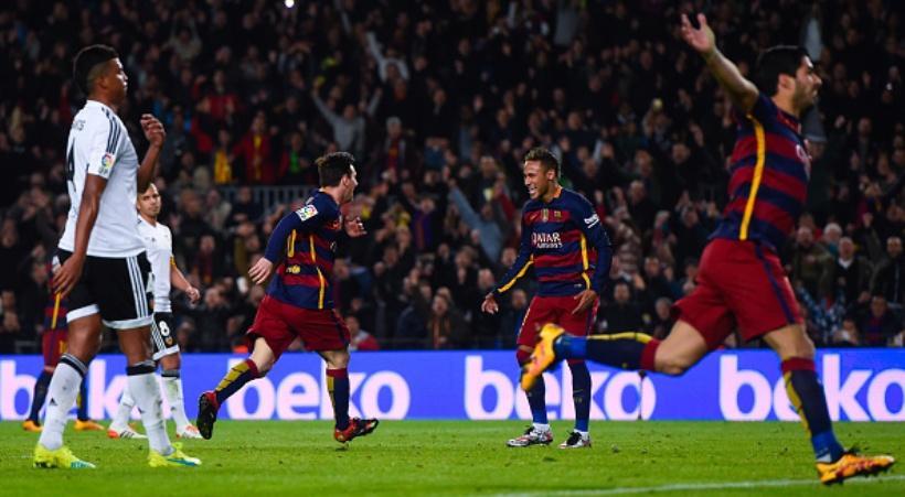 Ισπανία: Μπαρτσελόνα - Βαλένθια 7-0 (Highlights)