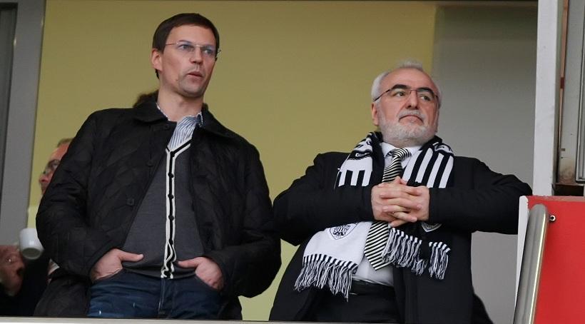 Τσιστιακόφ: «Ολόκληρο σύστημα πίσω από τον Ολυμπιακό»