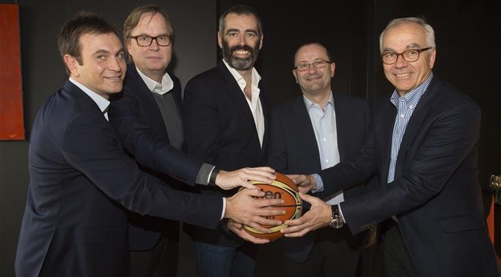 Μεγάλη στρατηγική συμφωνία από FIBA