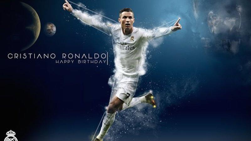 Οι ευχές της Ρεάλ στον Ρονάλντο για τα γενέθλια του (pic/video)