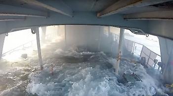 Ο απόλυτος τρόμος: Πώς είναι να βρίσκεσαι σε πλοίο που βυθίζεται;