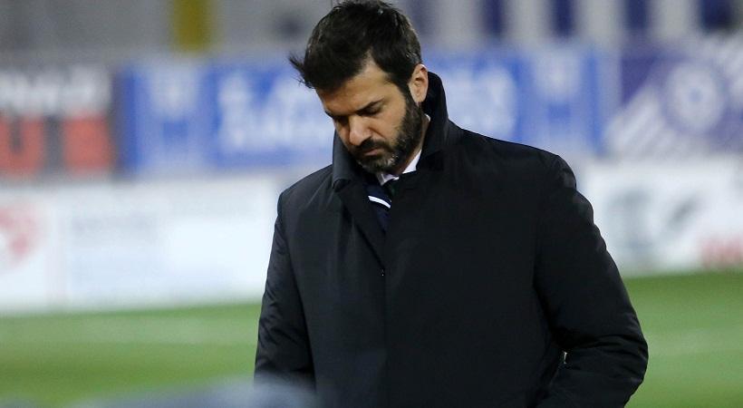 Στραματσόνι: «Το μόνο που πήγε στραβά ήταν το φοβερό γκολ του Στόιτσεφ»