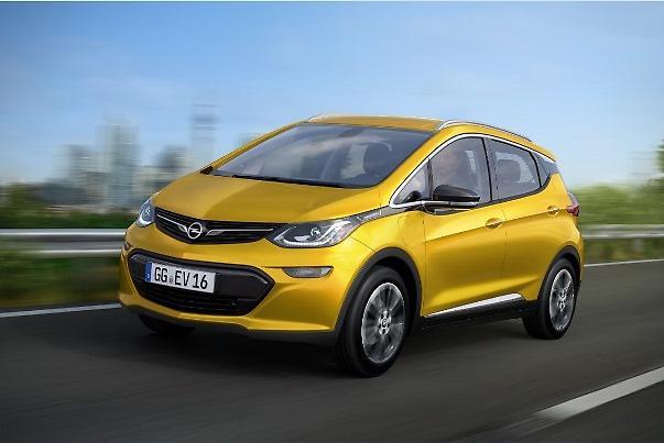 Νέα δεδομένα από το ηλεκτρικό Opel Ampera-e με μπαταρία