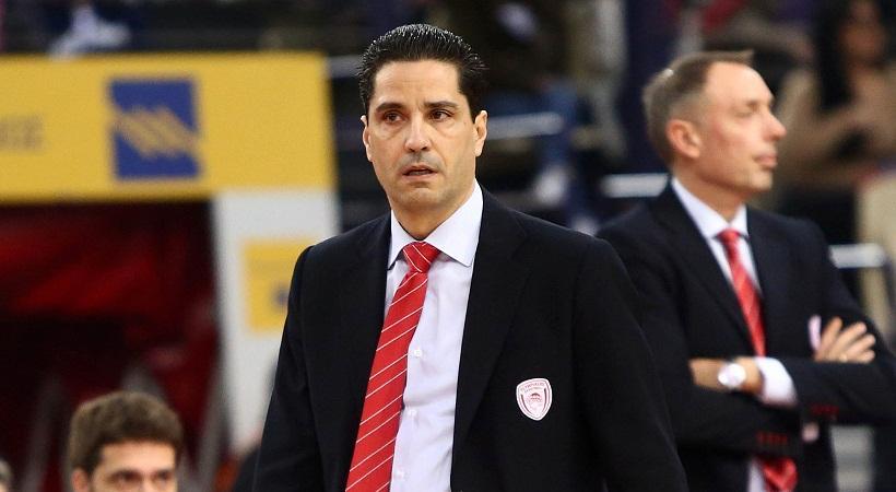 Σφαιρόπουλος: «Σήμερα η διαιτησία ήταν με πολύ διαφορετικά κριτήρια»