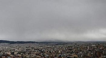 Βροχές και αφρικανική σκόνη το Σάββατο
