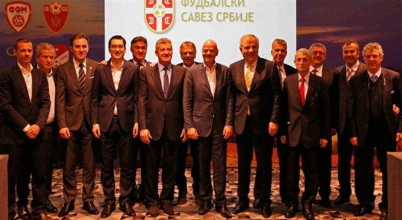 Στηρίζει Ινφαντίνο η ΕΠΟ στις εκλογές της FIFA