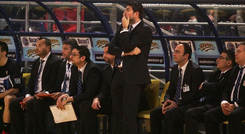 Χ. Μαρκόπουλος: «Δεν ανταποκριθήκαμε στο παιχνίδι»