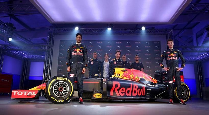 Εντυπωσίασε η νέα Red Bull (pics)