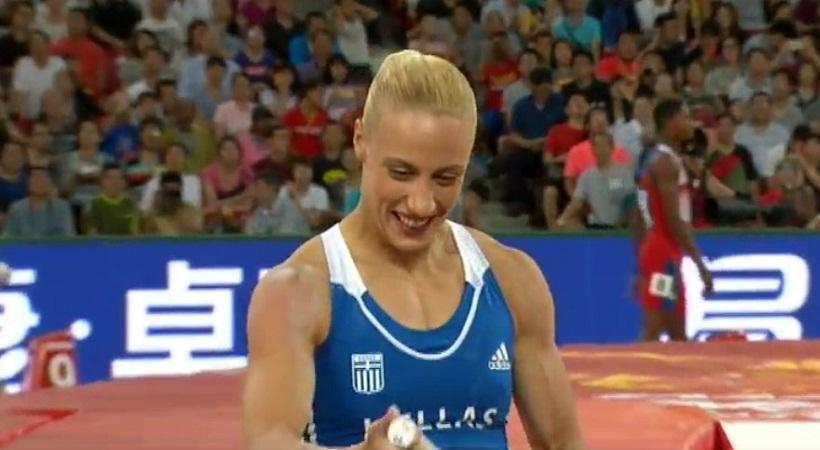 Νέο πανελλήνιο ρεκόρ η Κυριακοπούλου!