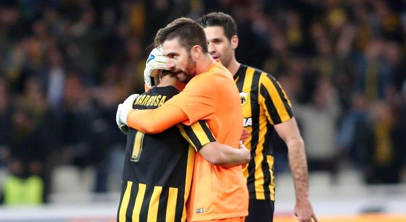 Μπαρόχα: «Είμαι χαρούμενος στην ΑΕΚ, θα δούμε το καλοκαίρι»