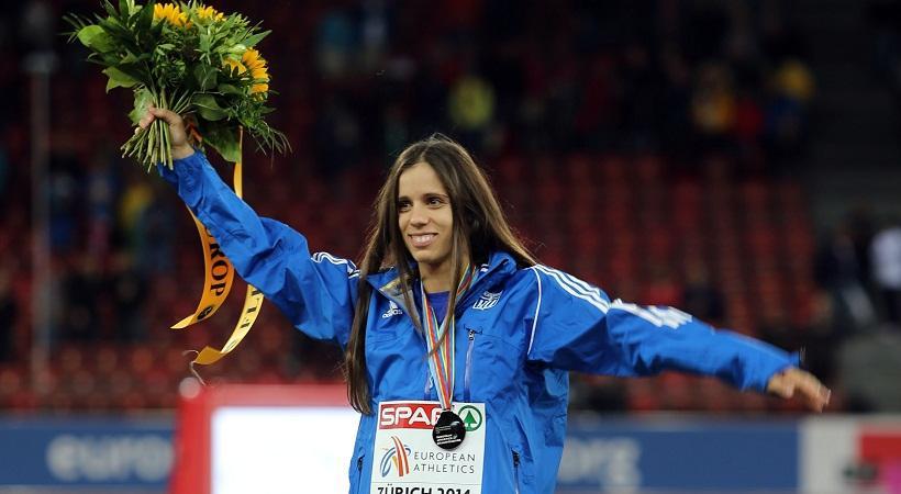 ΑΠΙΣΤΕΥΤΟ: Η Στεφανίδη διέλυσε το Πανελλήνιο ρεκόρ και έκανε την 4η καλύτερη επίδοση όλων των εποχών
