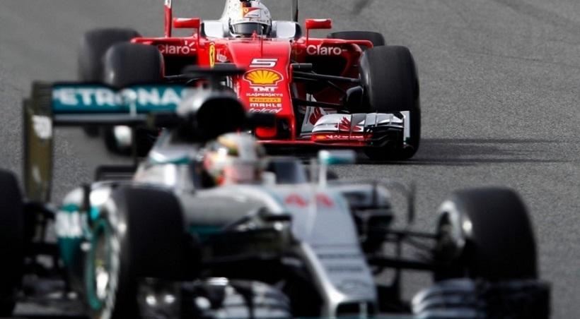 Σε άλλο επίπεδο Ferrari και Mercedes