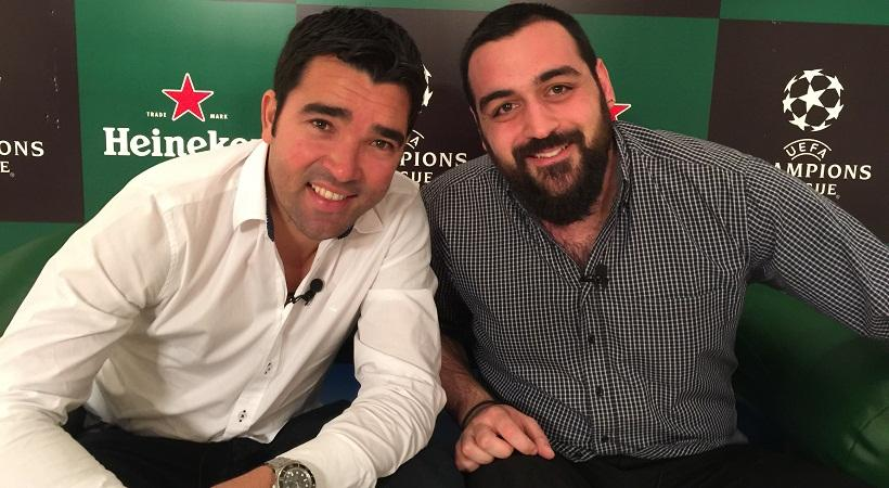 Ντέκο στον ΣΠΟΡ FM: «Θέλω να πάρει το Champions League η Μπαρτσελόνα»