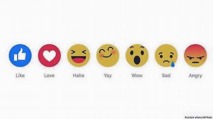 Ξέχνα το «like»: Τώρα μπορείς να κάνεις στο Facebook από «ουάου» μέχρι «έλεος»!