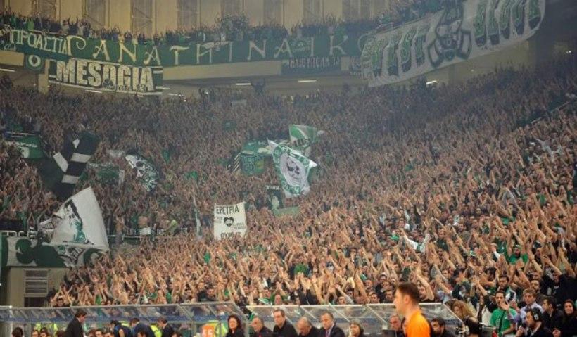 Πράσινο sold out στο ΟΑΚΑ!