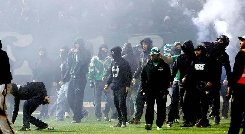Έρχεται μπαράζ συλλήψεων για τη βία στα γήπεδα