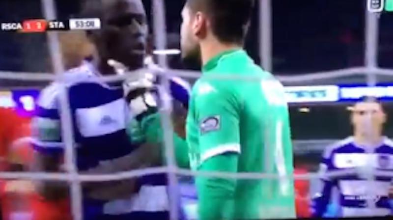 Ο Βαλντές έπιασε από το λαιμό τον σκόρερ της Άντερλεχτ με Ολυμπιακό (video)