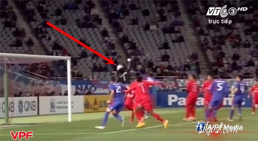 Επικό Fail τερματοφύλακα στο ασιατικό Champions League (video)