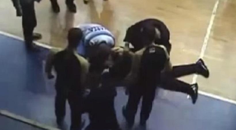 Πρόεδρος ομάδας «ξάπλωσε» με μπουνιά διαιτητή (video)