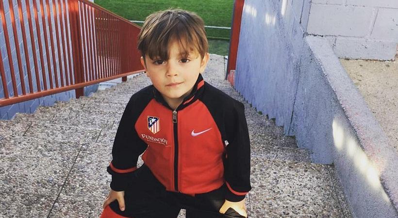 Ο… μικρός Ρομπέρτο μαθαίνει μπάλα στην Ατλέτικο! (pics/video)