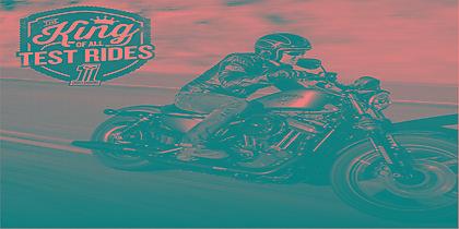 Ο απόλυτος διαγωνισμός test ride από τη Harley – Davidson