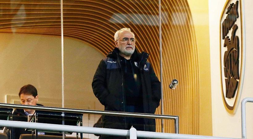 Διευκρινίσεις Σαββίδη για τα περί «διάλυσης του αθηναϊκού ποδοσφαίρου»