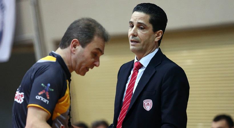 Σφαιρόπουλος: «Προσπαθούν να... χειραγωγήσουν τους διαιτητές»