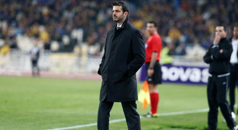 Στραματσόνι: «Έτοιμος για το ματς με τον Ατρόμητο ο Λέτο»