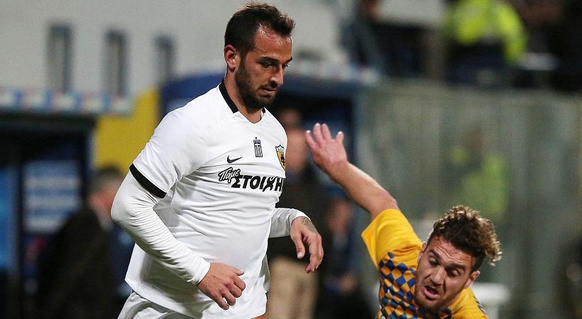 Σοϊλέδης στο sportfm.gr: «Να αυξήσουμε τη διαφορά από τους υπόλοιπους»