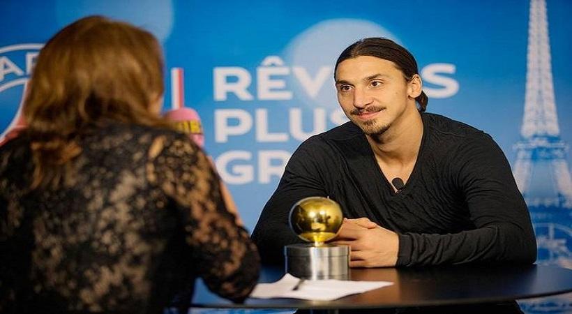 Ο Ιμπραΐμοβιτς παίρνει συνέντευξη για δουλειά! (video)