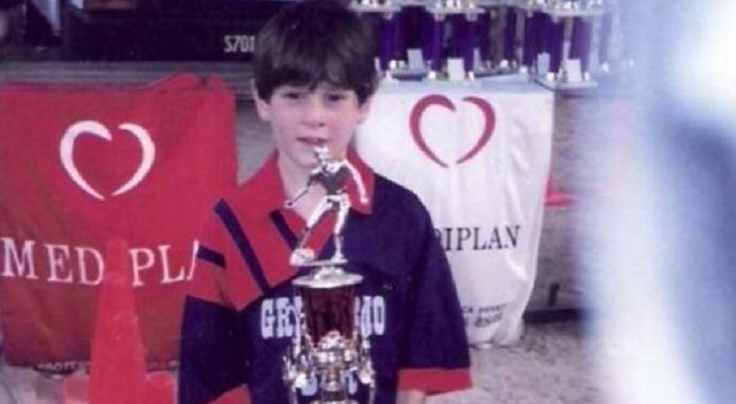 Η άγνωστη γκολάρα του οκτάχρονου Μέσι (video)