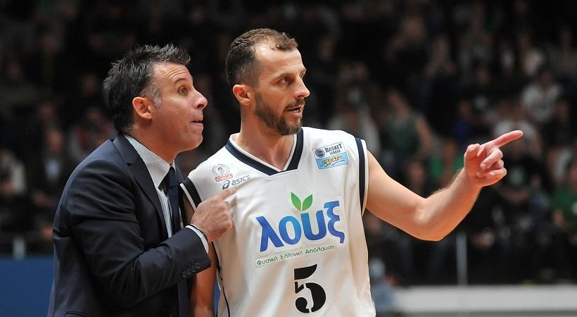 Σταματάει το μπάσκετ ο Αργυρόπουλος