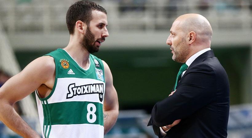 Τζόρτζεβιτς: «Πιστεύω στην ομάδα και τους παίκτες»