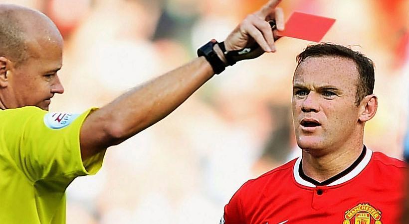 Ποια ομάδα της Premier league έχει τις περισσότερες κόκκινες σε όλη την Αγγλία;