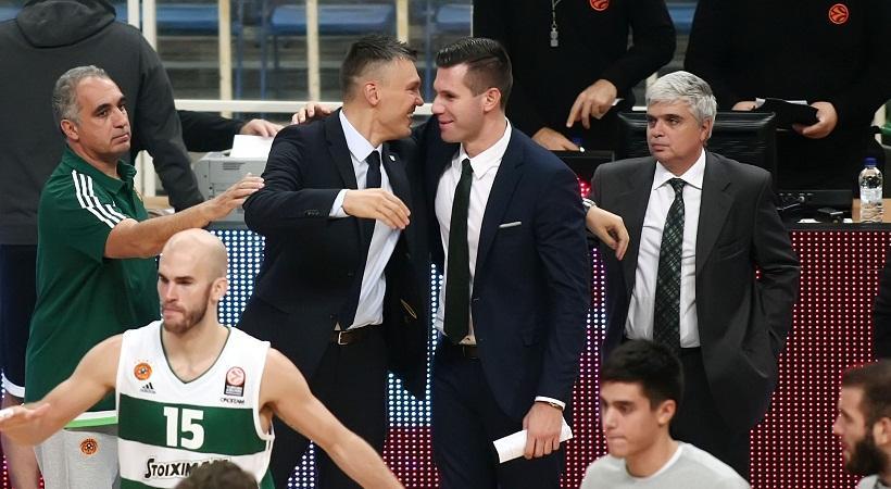 Μπετσίροβιτς: «Όλα είναι εύκολα με τον Τζόρτζεβιτς»