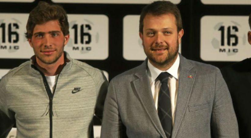 Σέρτζι Ρομπέρτο: «Αν κερδίσουμε ξανά όλους του τίτλους, θα γράψουμε ιστορία»