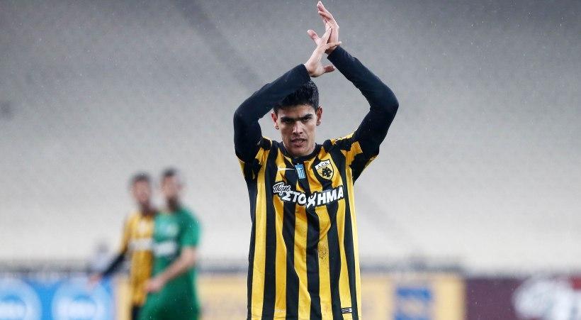 Βασιλαντωνόπουλος: «Πάνω απ' όλα η ΑΕΚ»