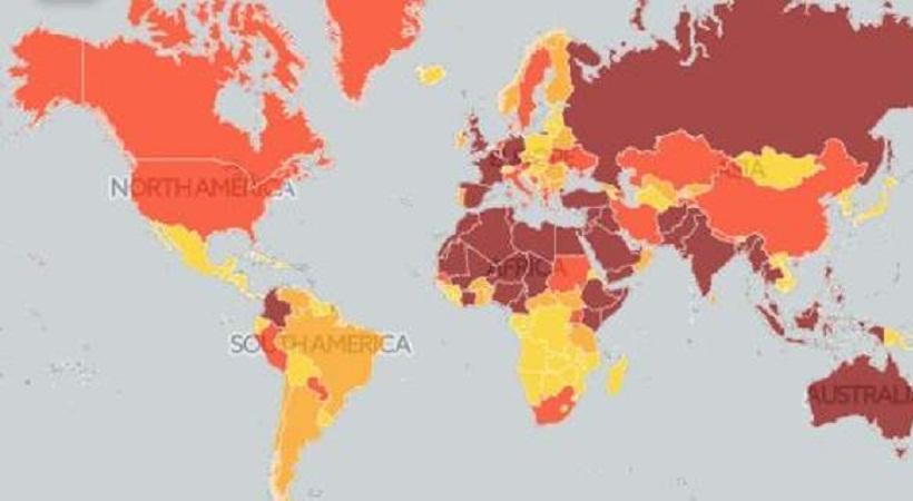 Ποιες χώρες κινδυνεύουν περισσότερο με τρομοκρατική επίθεση -Ποια είναι η εκτίμηση για την Ελλάδα