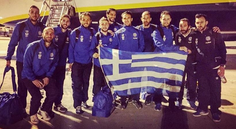Αναχώρησαν οι Έλληνες για το διεθνές τουρνουά minifootball!