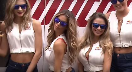 Τα paddock girls έσωσαν το Grand Prix