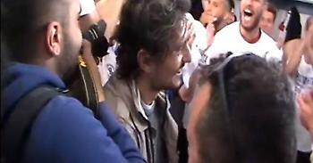 «Πάρτι» με Δ. Γιαννακόπουλο στα αποδυτήρια! (video)