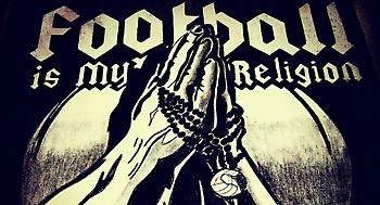 Αν πιστεύεις ότι το ποδόσφαιρο είναι θρησκεία, τότε δες αυτό (pics)