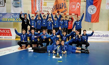 Κροατία και Κροάσια Ζάγκρεμπ νικήτριες στο «ΒΡΙΛΗΤΤΟΣ 2016»